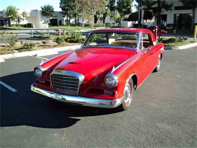 1962 Studebaker Gran Turismo | 829220