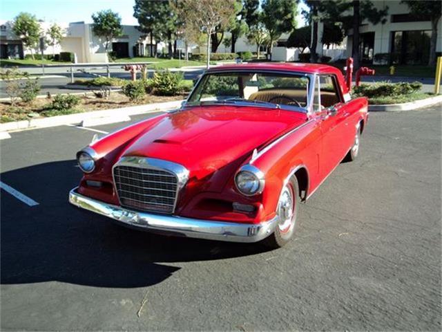 1962 Studebaker Gran Turismo Hawk | 829220