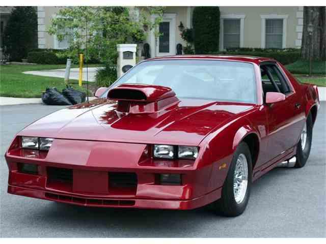 1983 Chevrolet Camaro | 829221