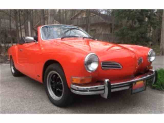 Picture of 1974 Volkswagen Karmann Ghia Offered by a Private Seller - HRTY