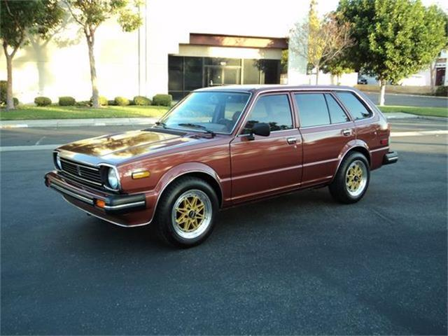 1980 Honda Civic | 829223