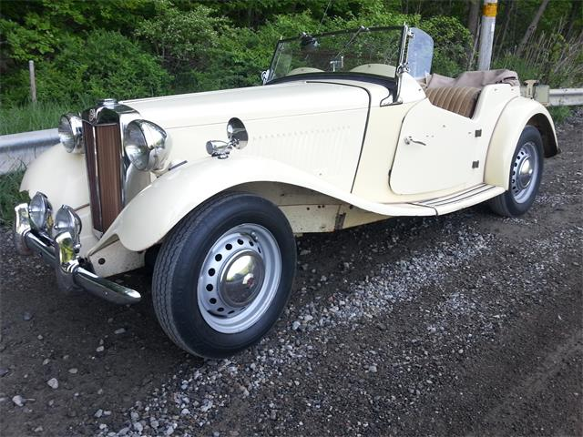 1951 MG TD | 829224