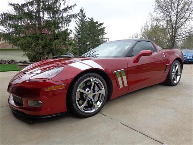 2010 Chevrolet Corvette | 829232