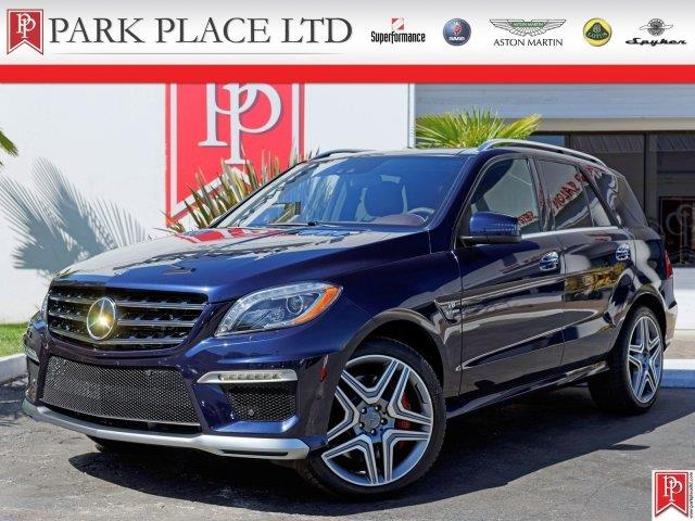 2013 Mercedes-Benz ML63 | 829255