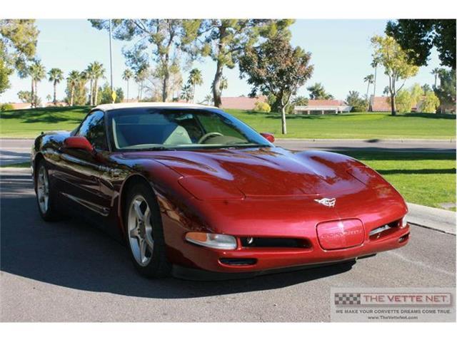 2003 Chevrolet Corvette | 829260
