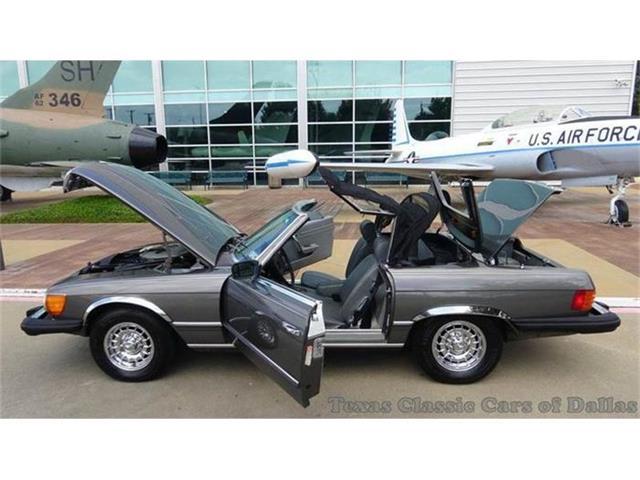 1980 Mercedes-Benz 450SL | 829261