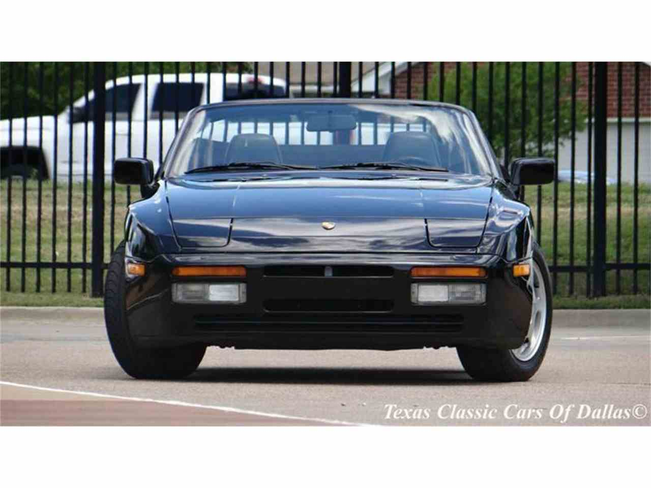 1991 porsche 944 for sale cc 829262. Black Bedroom Furniture Sets. Home Design Ideas