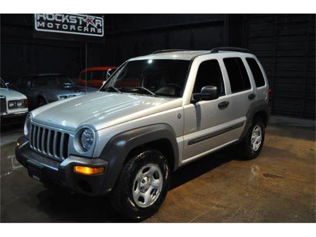 2004 Jeep Liberty   829282