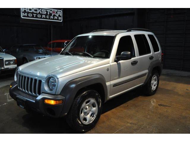 2004 Jeep Liberty | 829282