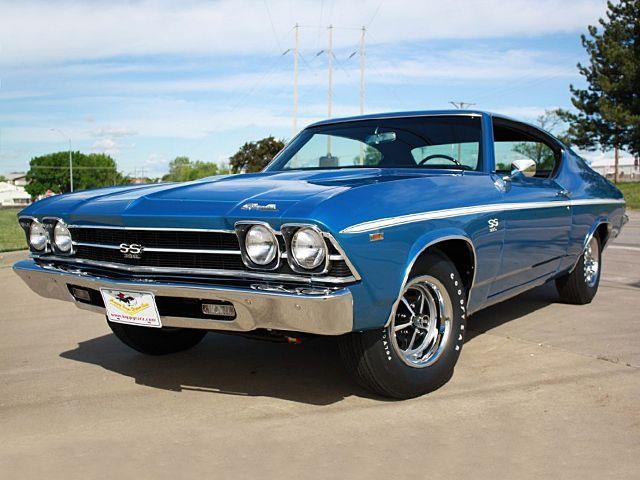 1969 Chevrolet Chevelle | 829308