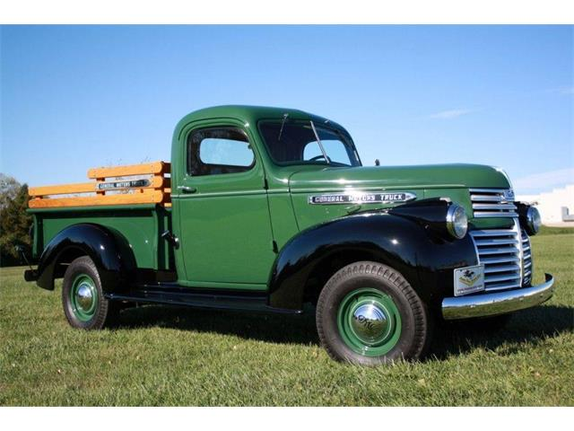 1941 GMC 1/2 Ton Pickup | 829309