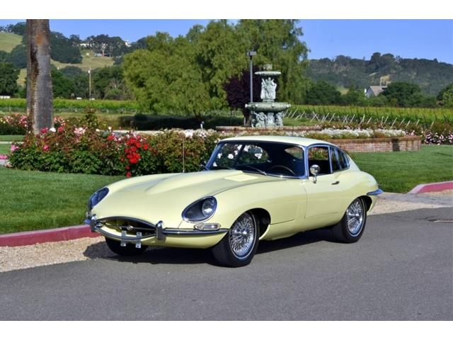 1966 Jaguar E-Type | 829310
