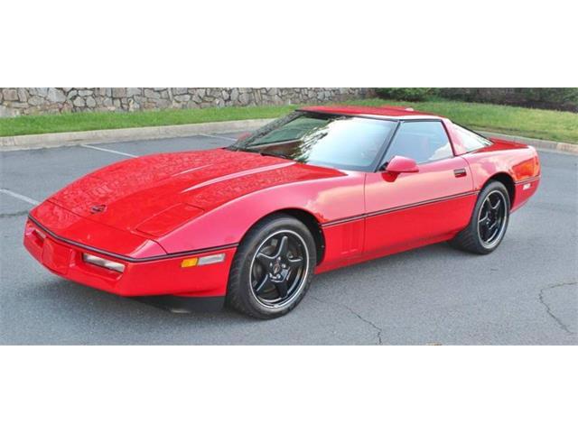 1990 Chevrolet Corvette | 829316