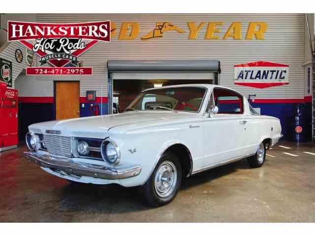 1965 Plymouth Barracuda | 829320