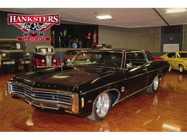 1969 Chevrolet Impala SS | 829326