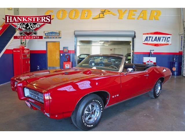 1969 Pontiac GTO | 829330