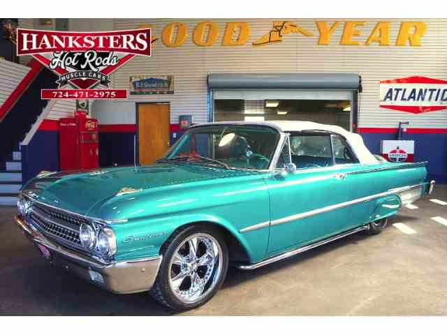 1961 Ford Galaxie | 829343