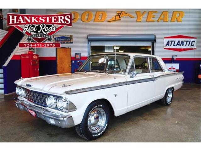 1962 Ford Fairlane 500 | 829344