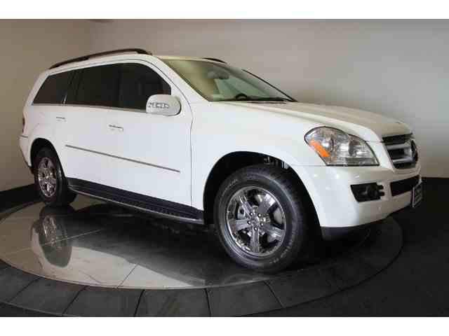 2008 Mercedes-Benz GL450 | 829354