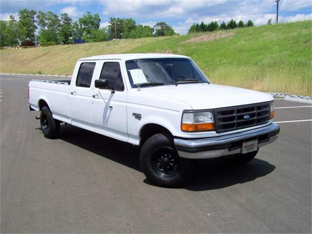 1997 Ford F350   829356