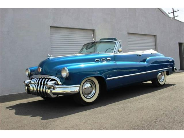 1950 Buick 50 Super | 829360