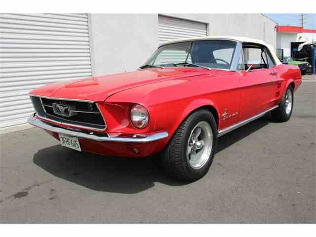 1967 Ford Mustang | 829362