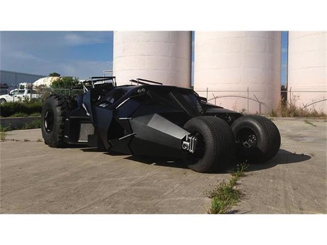 2005 Batmobile Tumbler | 829373