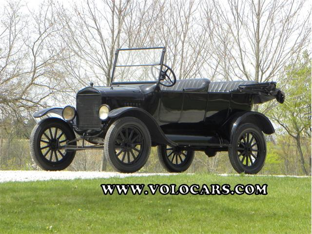 1924 Ford Model T | 829376