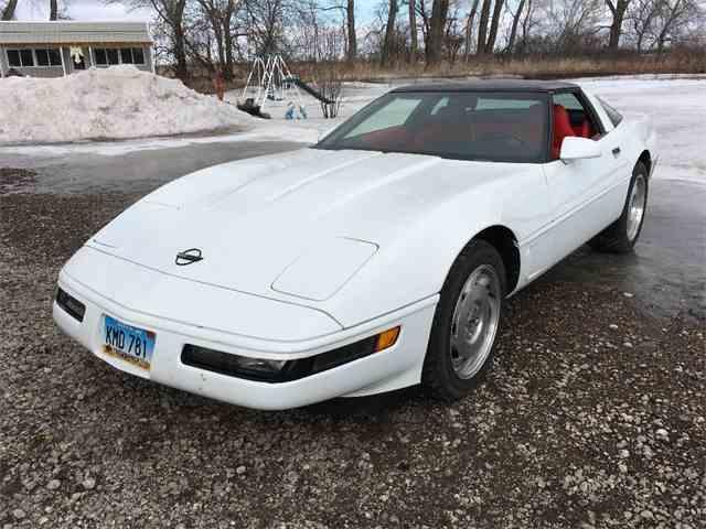 1995 Chevrolet Corvette | 829387