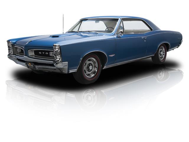 1966 Pontiac GTO | 829391
