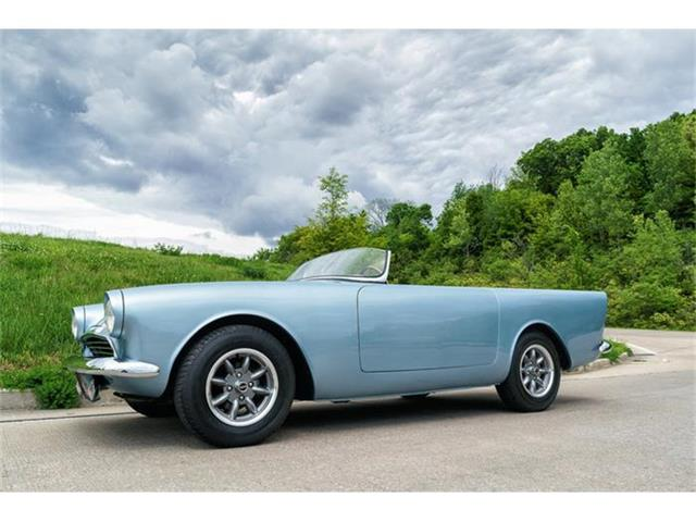1962 Sunbeam Alpine | 829396