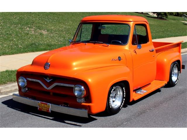 1955 Ford F100 | 829400