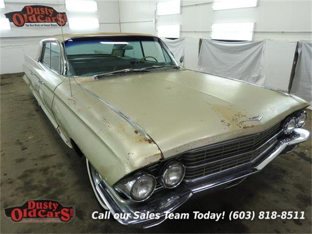1962 Cadillac Sedan DeVille | 829404
