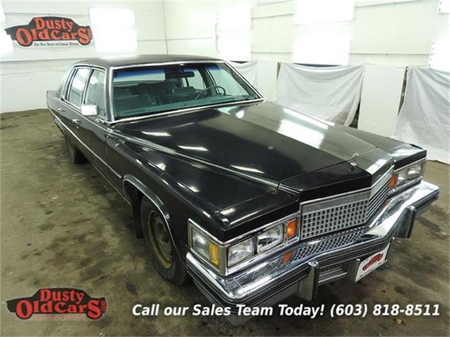 1979 Cadillac DeVille | 829408