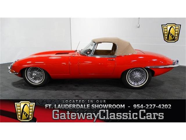 1962 Jaguar XKE | 829422