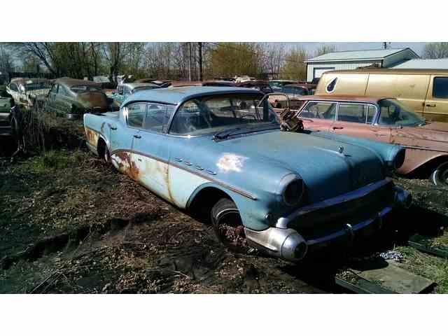 1957 Buick Roadmaster | 829432