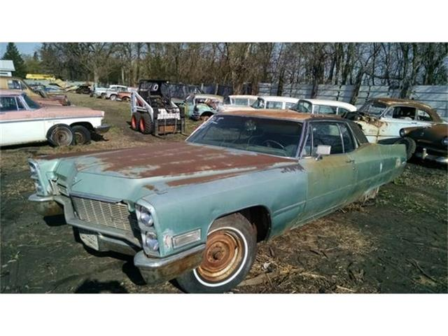 1968 Cadillac Coupe DeVille | 829435