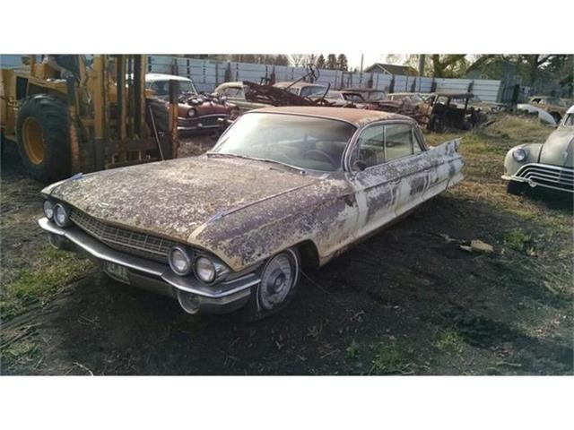 1961 Cadillac Sedan DeVille | 829436