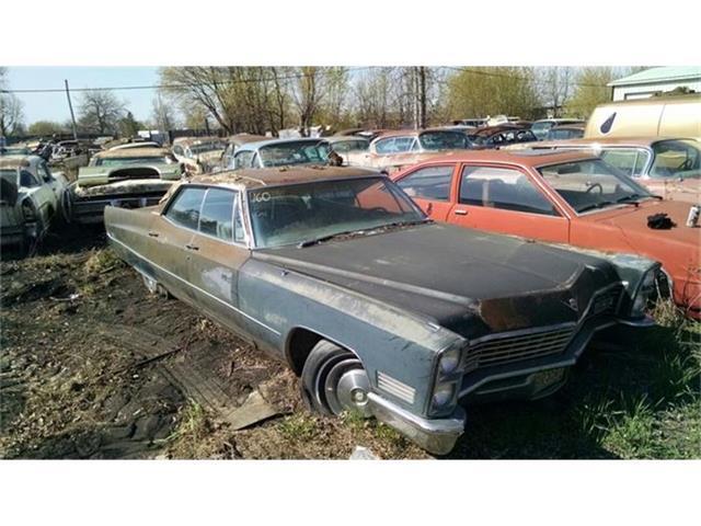 1967 Cadillac Sedan DeVille | 829438