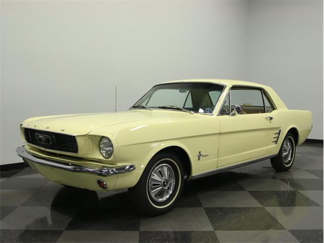 1966 Ford Mustang | 829453
