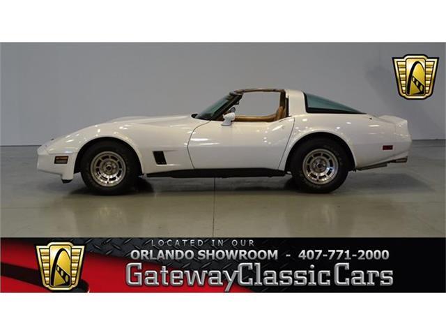 1981 Chevrolet Corvette | 829455