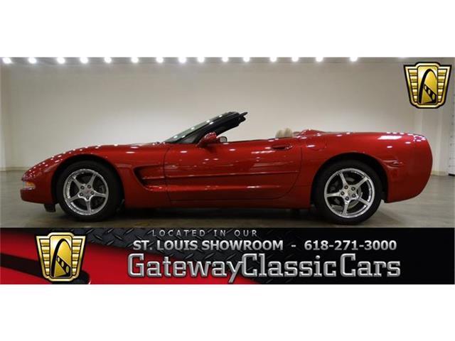 2002 Chevrolet Corvette | 829461