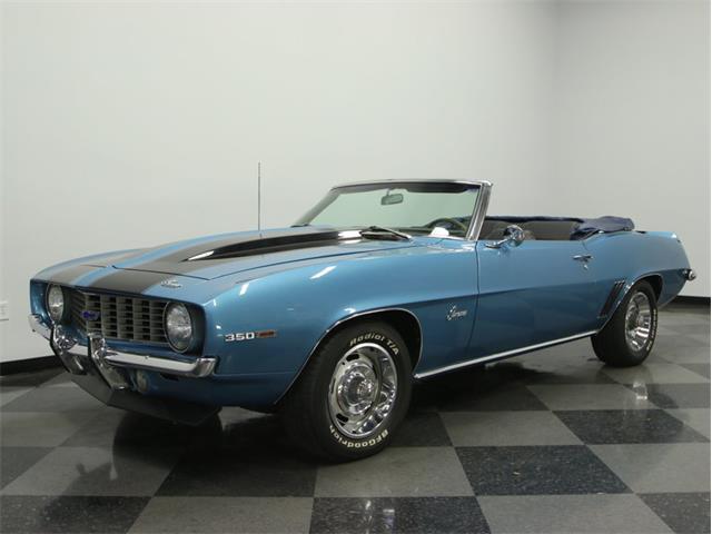 1969 Chevrolet Camaro | 829462