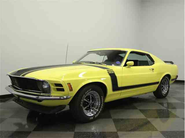 1970 Ford Mustang | 829463