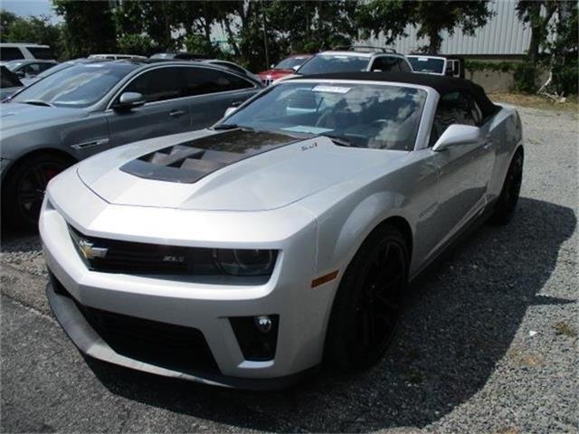 2014 Chevrolet Camaro   829464