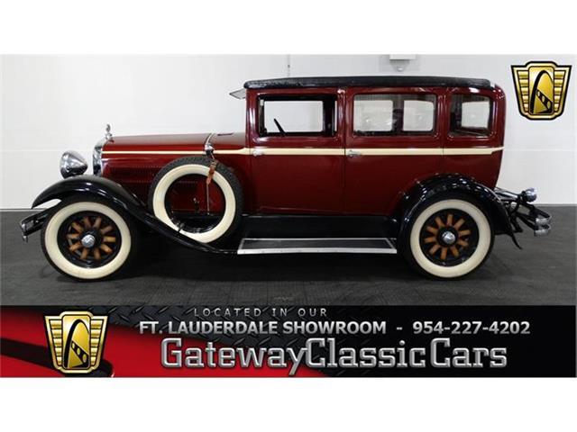 1929 Hudson Super 6 | 820948
