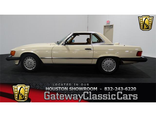 1987 Mercedes-Benz 560SL | 820953