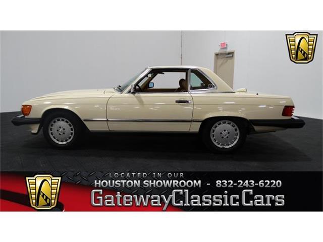 1987 Mercedes-Benz 560SL | 820953