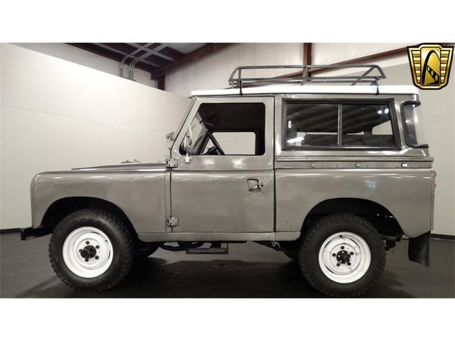 1965 Land Rover Santana | 820958