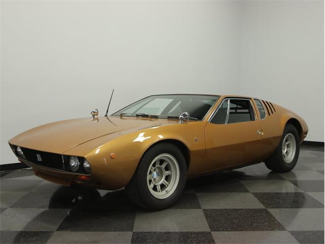 1969 DeTomaso Mangusta | 820979